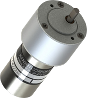 Series 114-4 1.4in DC Gear Motor