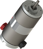 Series 121-1 2.1in DC Motor