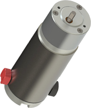 Series 121-4 2.1in DC Gear Motor