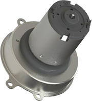 Series 148-6 DC Gear Motor